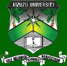 Mzuzu University Application Form