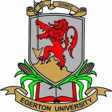 Egerton University Admission List