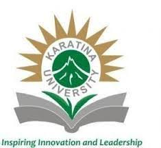 Karatina University Admission List