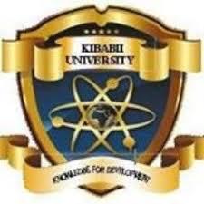 Kibabii University Admission List
