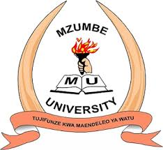 Mzumbe University Application Form
